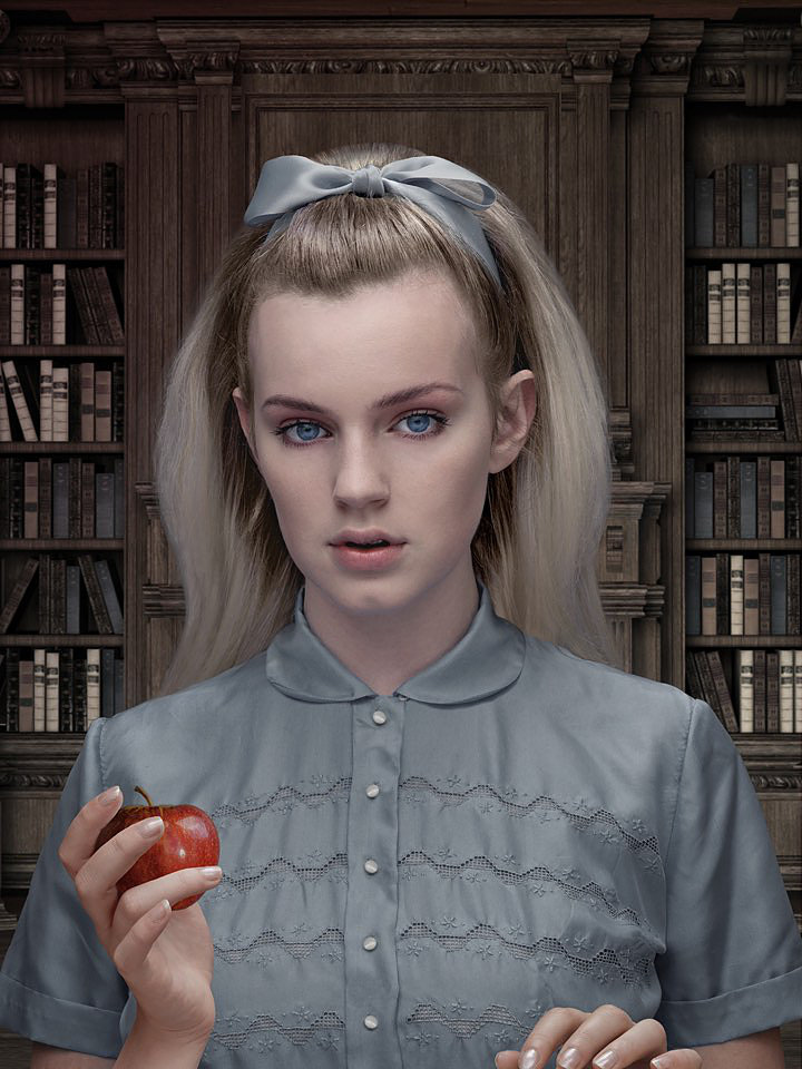Girl with Apple, Franciscus & Franciscus (2012)
